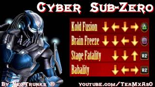 Mortal Kombat 9 All Fatalities Babalities And X Ray Compilation HD