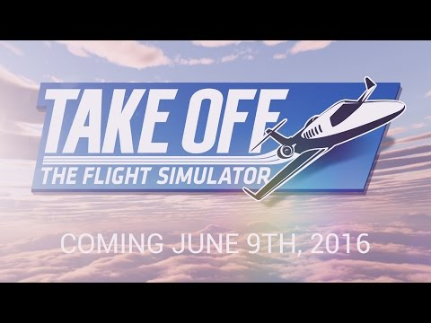 Take Off - The Flight Simulator Youtube Video