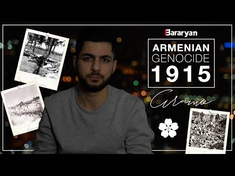 MY STORY OVER 1915   ARMENIAN GENOCIDE