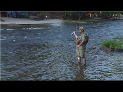 Trout Fishing : How to Fish for Trout