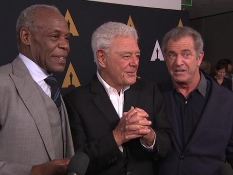 'Lethal Weapon' cast reunite for director Richard Donner