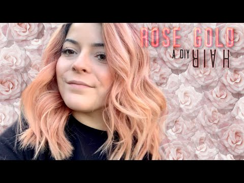 Rose Gold Hair And MORE Weird Questions   Arctic Fox Electric Paradise And Sunset Orange