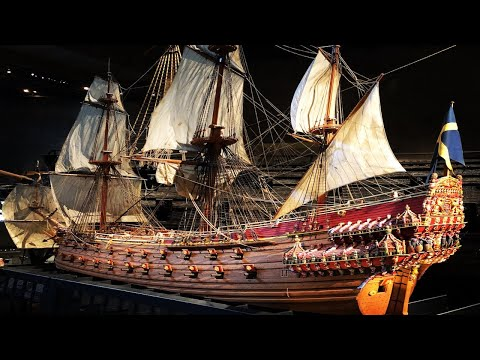 🇸🇪Sweden🇸🇪 - Museums We Explored - Viking, Vasa Museums & Royal Academy of Swedish Arts in Stockholm