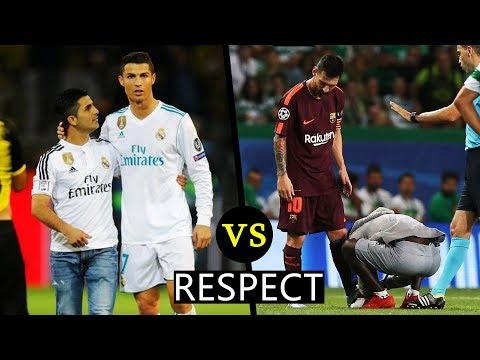 Lionel Messi fans vs Cristiano Ronaldo fans