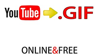 Youtube to GIF. Convert Youtube video to GIF online & free