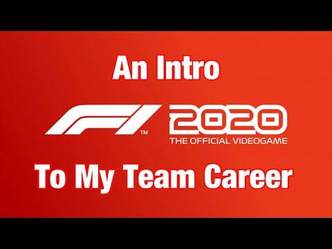 F1 2020 | My Team Career Mode News |