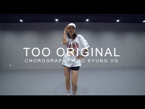TOO ORIGINAL - MAJOR LAZER (Feat. Elliphant,Jovi rockwell) / Choreography.Jane Kim