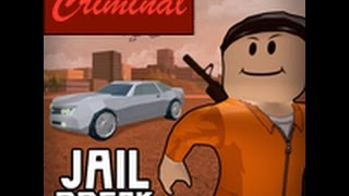ROBLOX | Jailbreak: How to become a criminal!