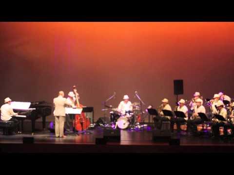 """Atlántico Big Band  En Teatro Mayor, """"Big Baby Boom Boogie"""" (Rob Catlender), Dirige Guillermo Carbó"""