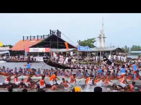 Nehru Trophy Boat Race 2014 Final