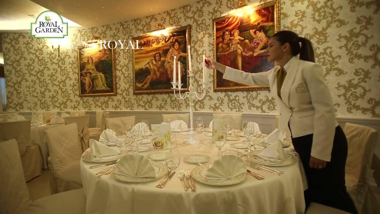 Royal Garden Matrimonio - YouTube