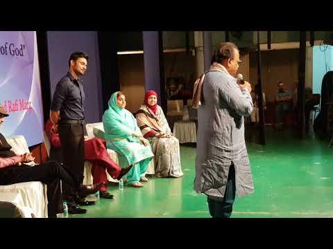 Biswajeet uncle , Jeetendra uncle and SPB kaka speaking about Rafi Sahab.
