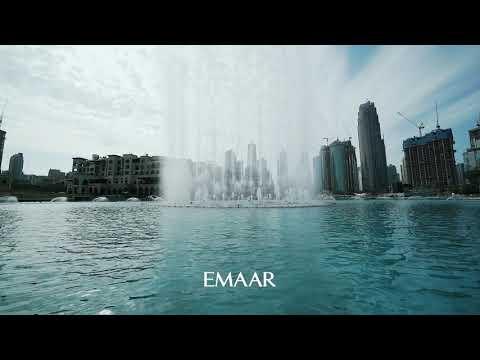 EMAAR NYE 2021 - Preparations