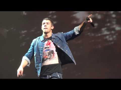 Nick Jonas - Chains - Future Now Tour Calgary