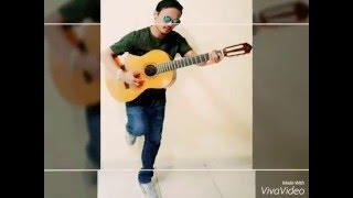 surke thaili karaoke cover song by Siddhartha Ghising