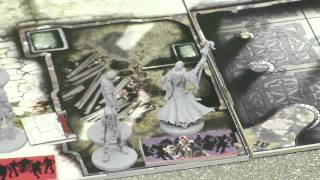 Zombicide Black Plague Gameplay...
