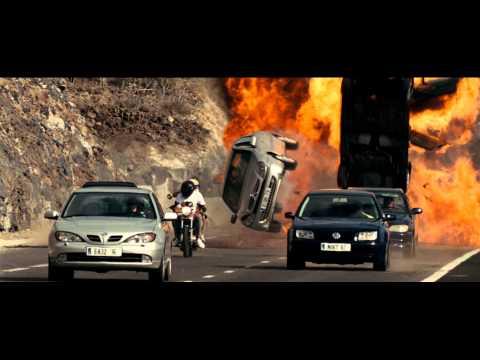 Форсаж 6. Война на колесах -- видео со съемок