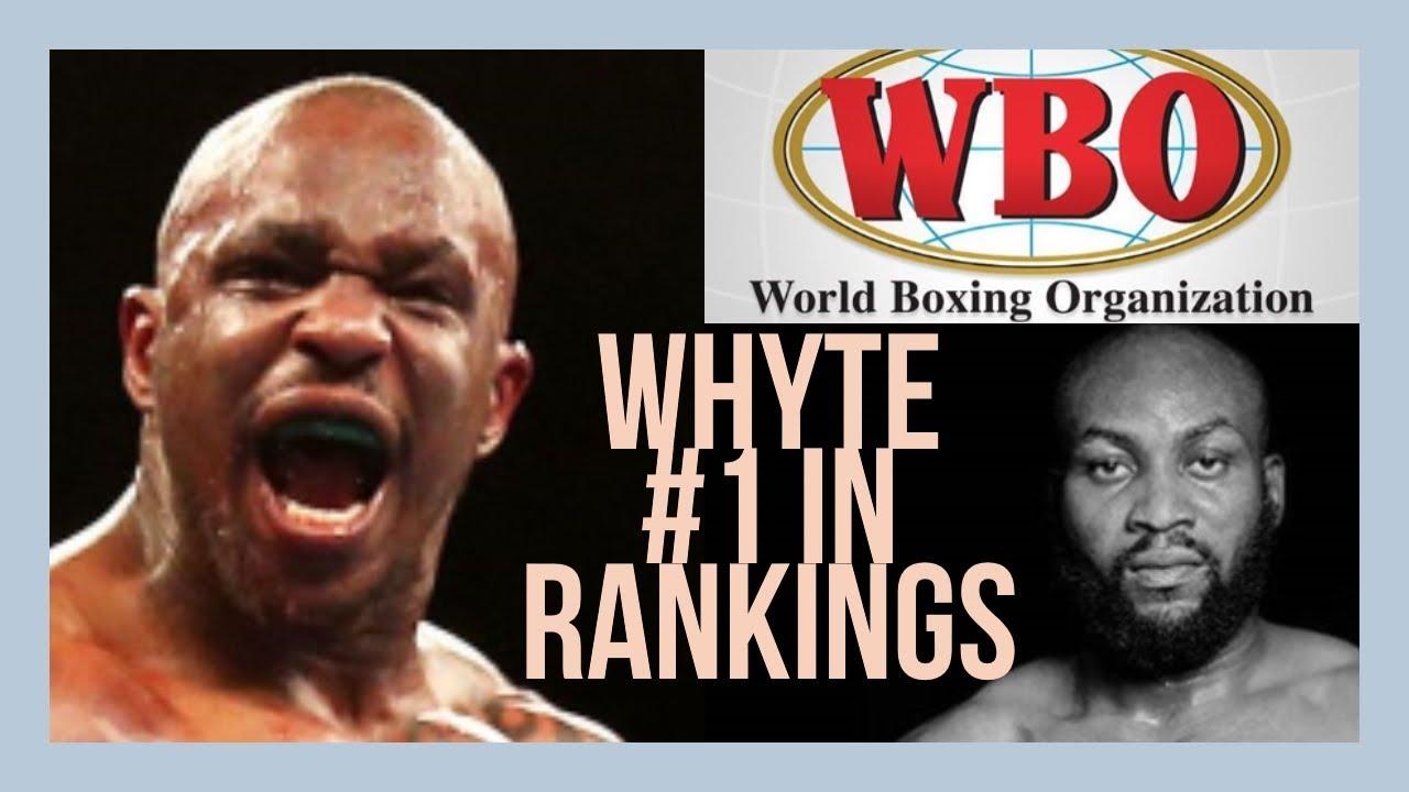 Wbo Ranking