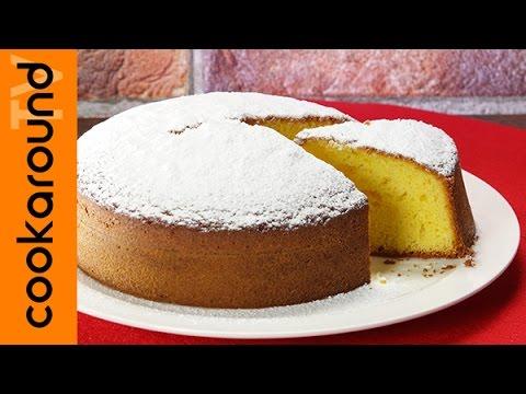 Ricetta Pan Di Spagna Yogurt.Torta Allo Yogurt Torta Dei 7 Vasetti Semplice E Buonissima Senza Burro Youtube