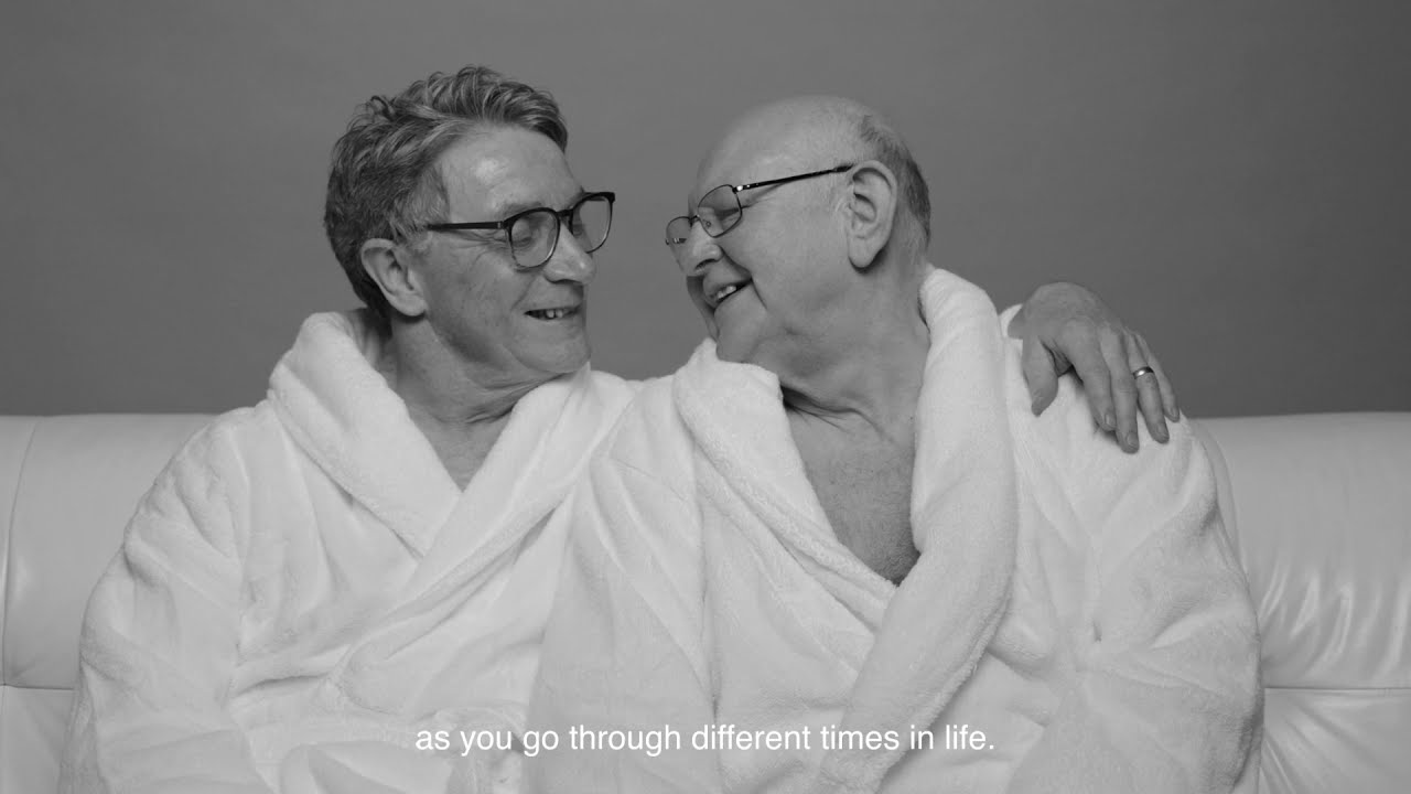 Let's talk the joy of later life sex - Mark and Andrew