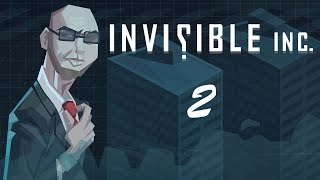 Invisible Inc - Northernlion Plays - Episode 2 [Consequence]