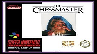 SNES Super Side Quest - Game # 36 - The Chessmaster [1/2]