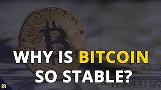 Why is #Bitcoin so Stable? Is it dead?