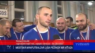 mestska minifutbalova liga pezinok TV PK 2016