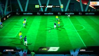FIFA STREET / XBOX 360 / Gameplay / Обзор игры / HD 1080