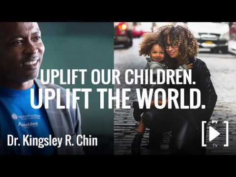 Wednesday Motivation with 876THEDoctor: Uplift Our Children, Uplift the World