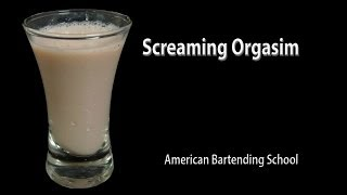 Screaming Orgasm Cocktail Drink Recipe