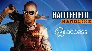 Battlefield Hardline EA Access - Gameplay Trailer