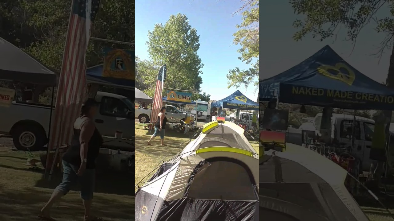 2017 Boozefighters over nighter at De Anza Springs & 2017 Boozefighters over nighter at De Anza Springs - YouTube