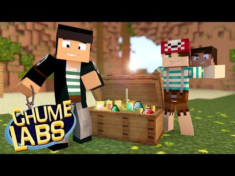 Minecraft: AVENTURA PIRATA! (Chume Labs 2 #52)