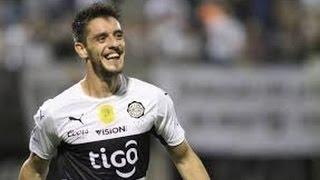 Todos los goles de Alejandro Silva en Olimpia (2012-2013 y 2...