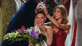 Miss Universe 2017 kommt aus Südafrika