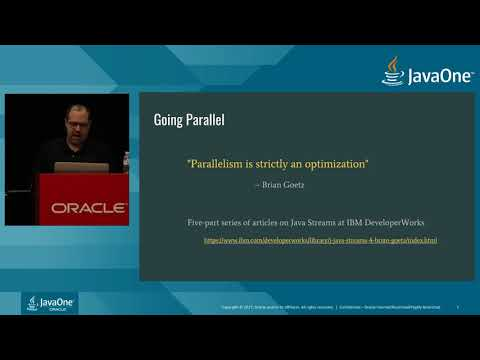 Parallel Streams, CompletableFuture, and All That: Concurrency in Java 8