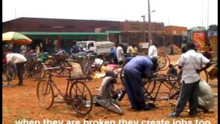 Cultural Connection: Bikes in Rwanda Thumbnail
