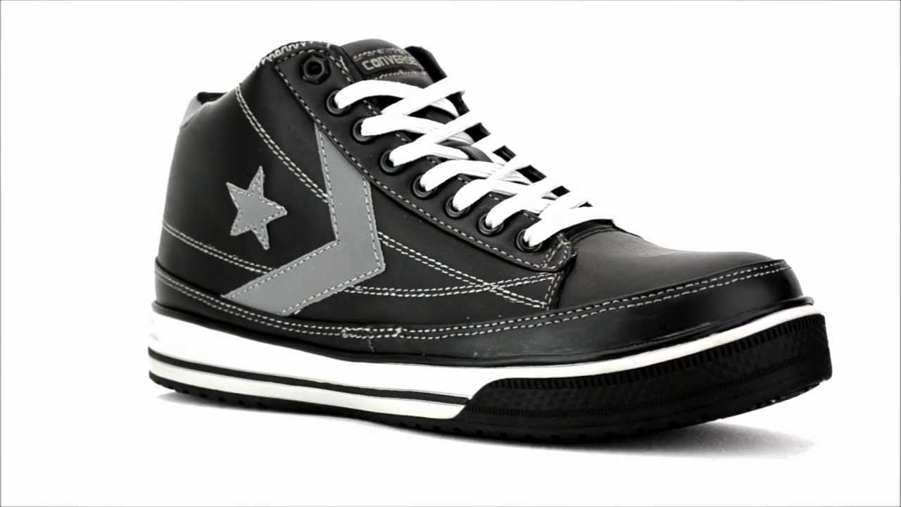 b2a1a3eb1 Men s Converse C3755 Composite Toe Metal Free Work Shoe   Steel-Toe-Shoes .com