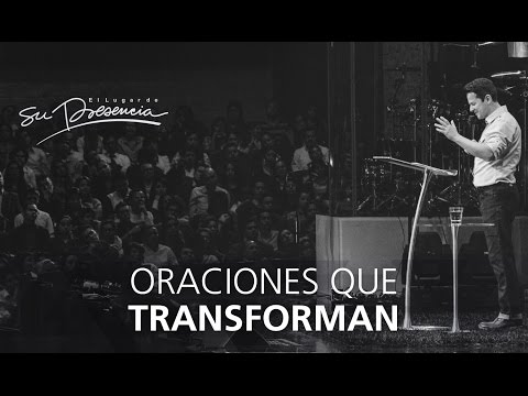 Oraciones Que Transforman - Danilo Montero - 29 Junio 2016