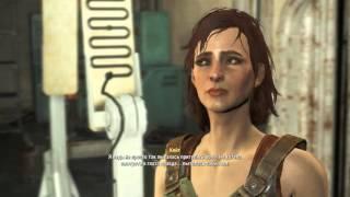 Fallout 4 27 как затащить кейт в койку