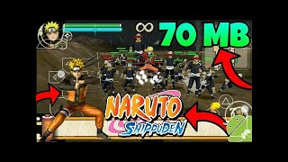 [70 Mb] Download Naruto Shippuden Kizuna Drive Game on Android High Compressed With black Screen Fix