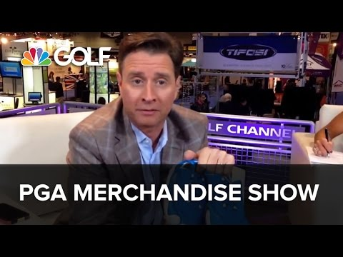 Morning Drive at the PGA Merchandise Show