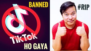 Tiktok Ban In India : Govt Bans 59 Chinese Apps In India *my Opinion*
