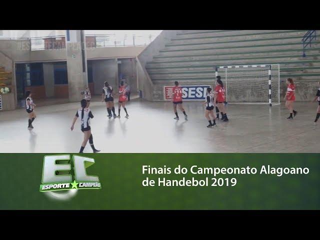 Finais do Campeonato Alagoano de Handebol 2019