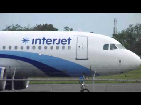 Aterrizajes y despegues en el aeropuerto Juan Santamaria (SJO/MROC) Video especial #100
