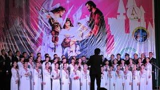 GX Tân Mai - Đêm hội diễn Thánh ca _ Ca đoàn Thánh Mẫu - NƠI BELEM