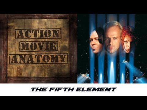 The Fifth Element (1997) Review w/ John Rocha | Action Movie Anatomy