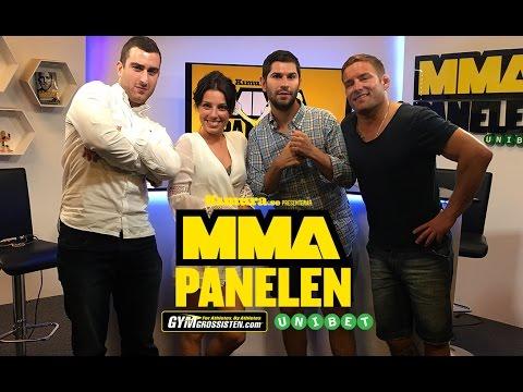 MMA-Panelen: Rory MacDonald vs Stephen Thompson
