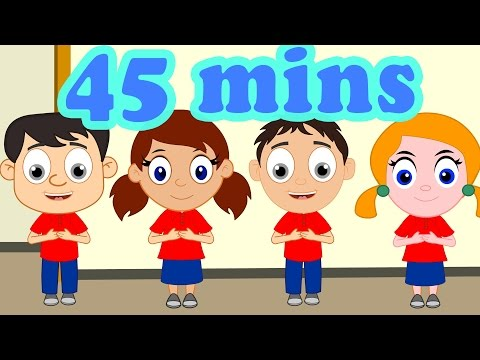 Sinhala Baby Songs Collection | 45 minutes Compilation